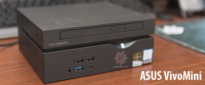 ASUS VivoMini VC66 High-performance mini PC Review