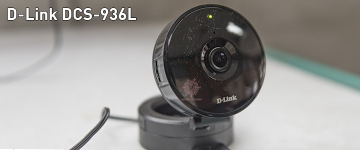 D-Link DCS-936L HD Wi-Fi Camera Review