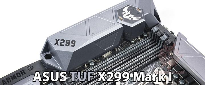 default thumb ASUS TUF X299 Mark I LGA 2066 Review