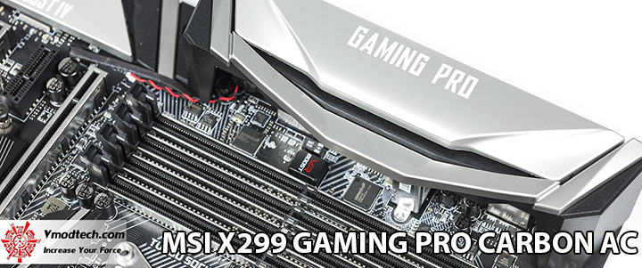 MSI X299 GAMING PRO CARBON AC Review