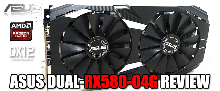 default thumb ASUS DUAL-RX580-O4G REVIEW