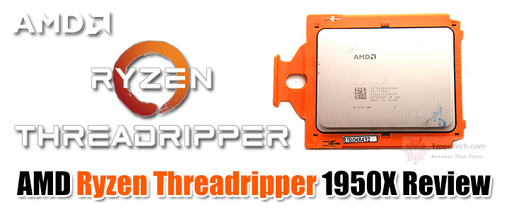 AMD Ryzen Threadripper 1950X Review