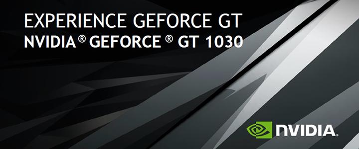 NVIDIA GeForce GTX 1030 ทางเลือกที่ดีที่สุดสำหรับอัพเกรดเพื่อใช้งานทั่วๆไป