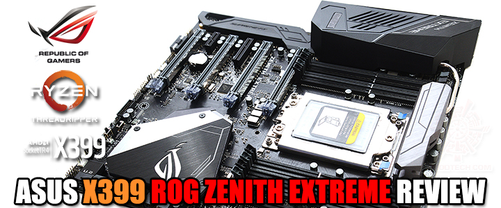 default thumb ASUS X399 ROG ZENITH EXTREME REVIEW