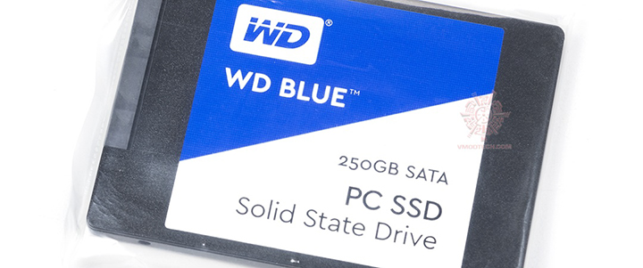WD Blue PC SSD SATA III 250GB Review