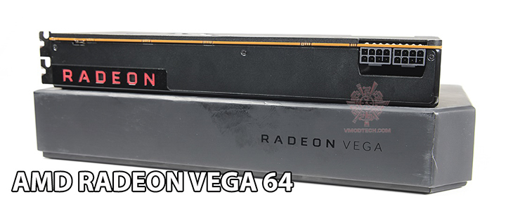 default thumb AMD Radeon RX Vega 64 8GB HBM2 Review