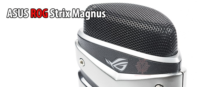 ASUS ROG Strix Magnus Review