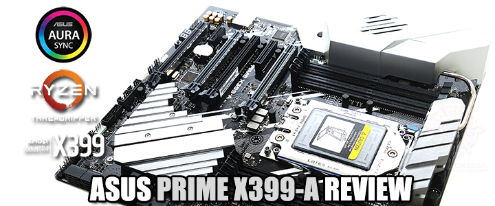 default thumb ASUS PRIME X399-A REVIEW