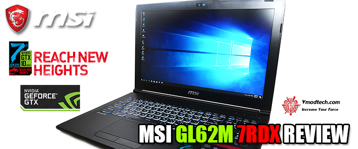default thumb MSI GL62M 7RDX REVIEW