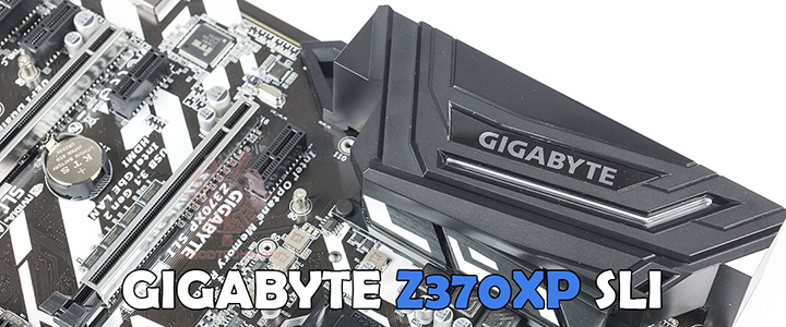 GIGABYTE Z370XP SLI Review