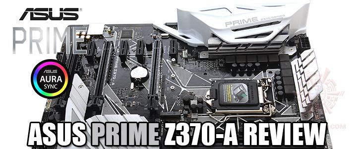 default thumb ASUS PRIME Z370-A REVIEW