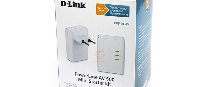 default thumb D Link DHP-309AV Powerline AV 500 Mini Starter Kit Review