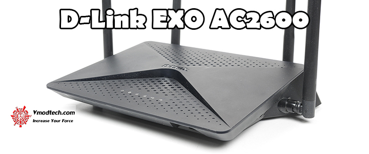 default thumb D-Link AC2600 EXO MU-MIMO Wi-Fi Router Review