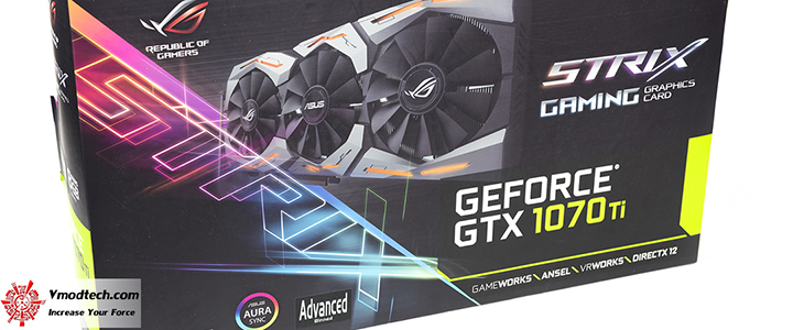 default thumb ASUS GeForce GTX 1070 Ti Strix Gaming Review