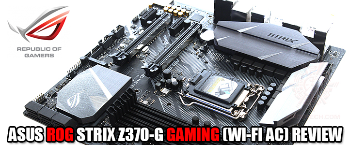 default thumb ASUS ROG STRIX Z370-G GAMING (WI-FI AC) REVIEW