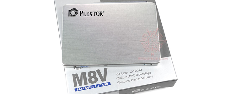 default thumb Plextor M8VC 512GB Sata III SSD Review