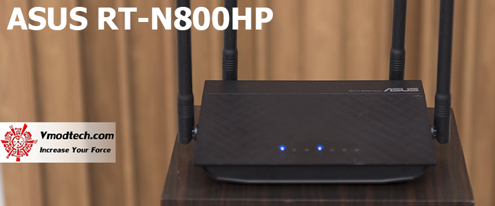 ASUS RT-N800HP High Power WiFi Gigabit Router Review
