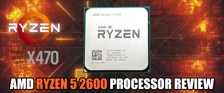 default thumb AMD RYZEN 5 2600 PROCESSOR REVIEW