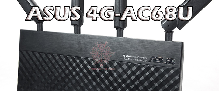 default thumb ASUS 4G-AC68U AC1900 Dual-Band LTE Wi-Fi Modem Router Review