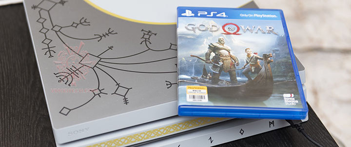 PS4 God of War Edition Review