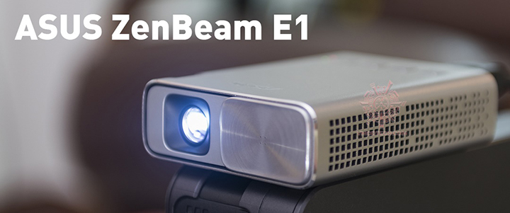 ASUS ZenBeam E1 Pocket LED Projector Review