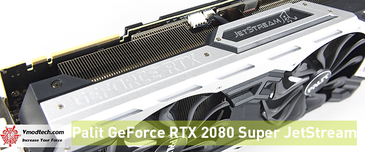 PALIT GeForce RTX 2080 Super JetStream 8GB GDDR6 Review