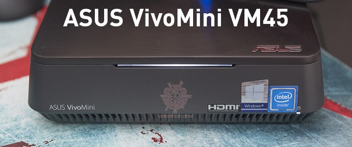 ASUS VivoMini VM45 Review