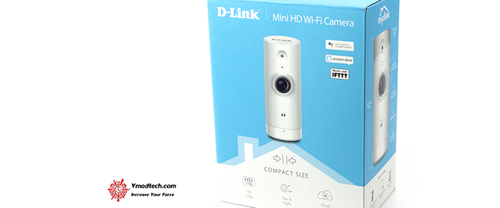D-Link Mini HD Wi-Fi Camera Review