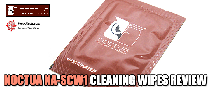 NOCTUA NA-SCW1 CLEANING WIPES REVIEW