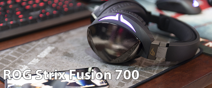 ASUS ROG STRIX FUSION 700 Bluetooth Gaming Headset Review