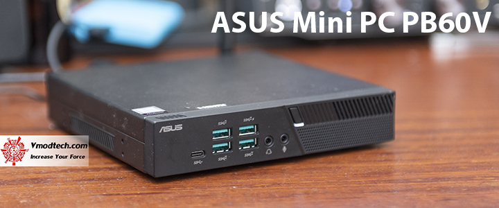 ASUS Mini PC PB60V Review