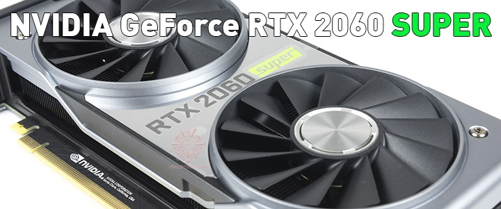 default thumb NVIDIA GeForce RTX 2060 SUPER Founder s Edition Review