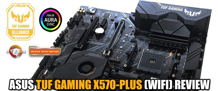 ASUS TUF GAMING X570-PLUS (WIFI) REVIEW