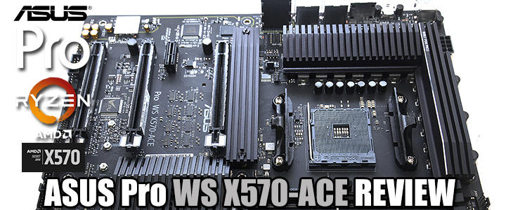 ASUS Pro WS X570-ACE REVIEW