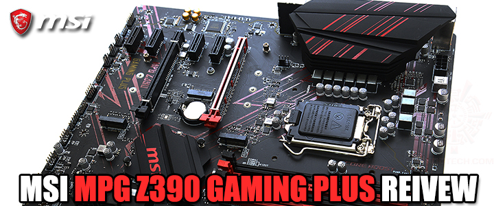 default thumb MSI MPG Z390 GAMING PLUS REIVEW