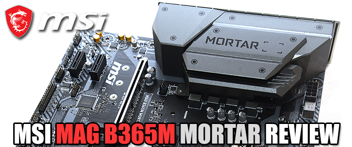 default thumb MSI MAG B365M MORTAR REVIEW