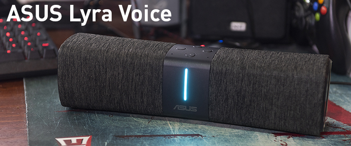 default thumb ASUS Lyra Voice All in one smart voice router Review