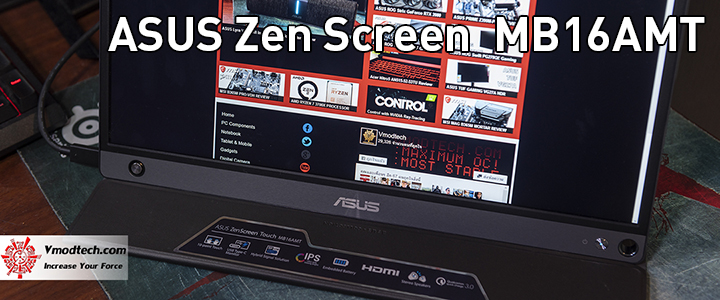 ASUS ZenScreen MB16AMT Review