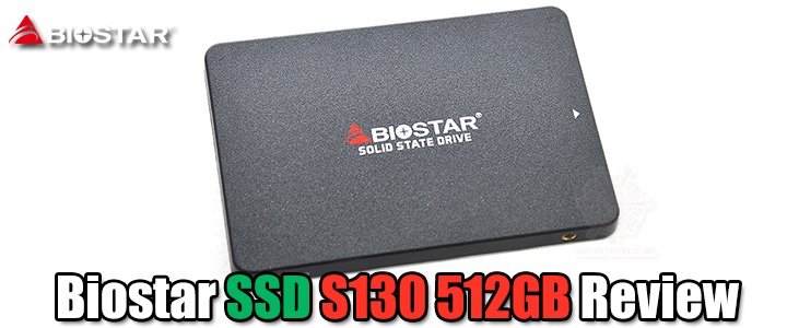 Biostar SSD S130 512GB Review