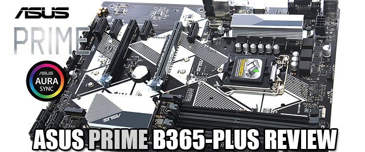 ASUS PRIME B365-PLUS REVIEW