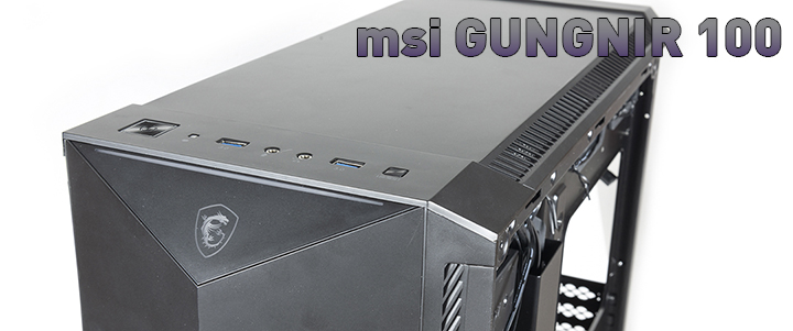 default thumb msi MPG GUNGNIR 100 Review
