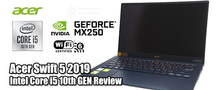 default thumb Acer Swift 5 2019 Intel Core i5 10th GEN Review