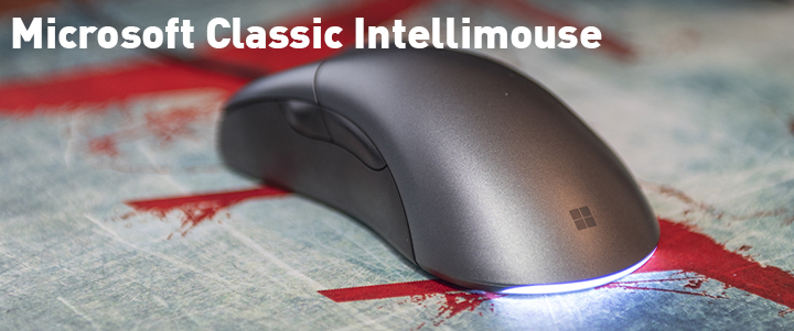 Microsoft Classic Intellimouse Review
