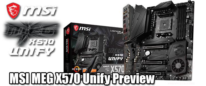 default thumb MSI MEG X570 Unify Preview