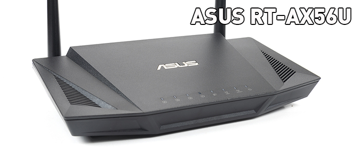default thumb ASUS RT-AX56U AX1800 Dual Band WiFi 6 Review