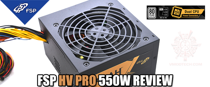 default thumb FSP HV PRO 550W REVIEW