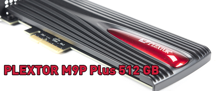 PLEXTOR M9P Plus PX-512M9PY 512GB Review
