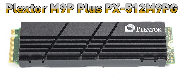 Plextor M9P Plus PX-512M9PG 512 GB Review