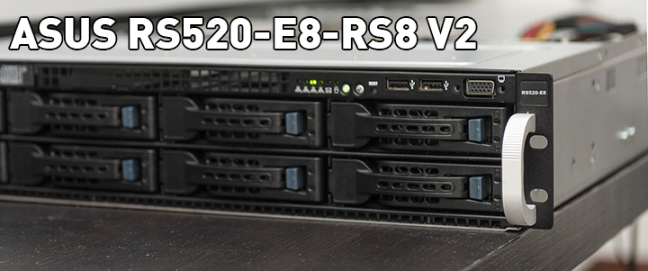 ASUS RS520-E8-RS8 V2 2U Mass Storage Review