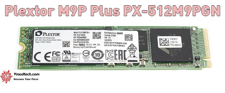 default thumb Plextor M9P Plus PX-512M9PGN 512GB Review